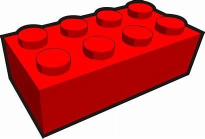 Lego Brick Clip Clipart 2x4 Stone Plastic