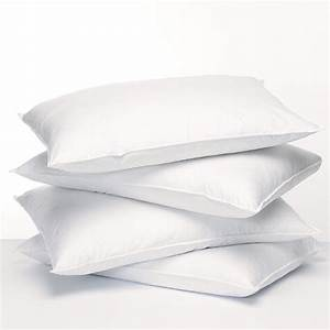 natural fill feather fresh boilable pillows for asthma With allergy proof pillows