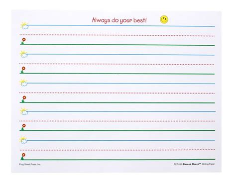 preschoolkindergarten handwriting paper  images