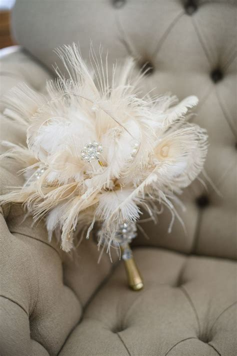 Best 25 Feather Bouquet Ideas On Pinterest Alternative