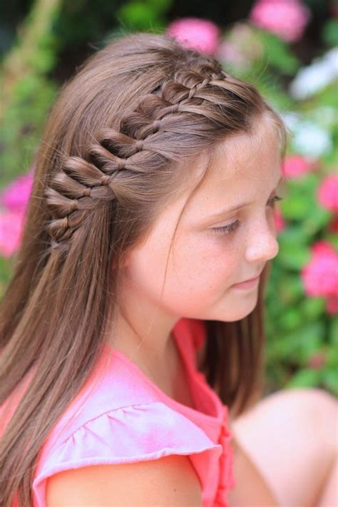 4 strand french braid cute girls hairstyles cute girls