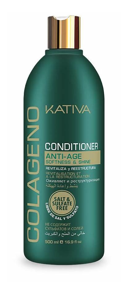 Kativa Conditioner Colageno Shampoo 250ml Collagen