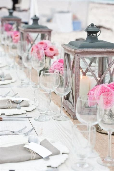 shabby chic wedding reception centerpieces shabby wedding shabby chic wedding centerpieces 2032823 weddbook