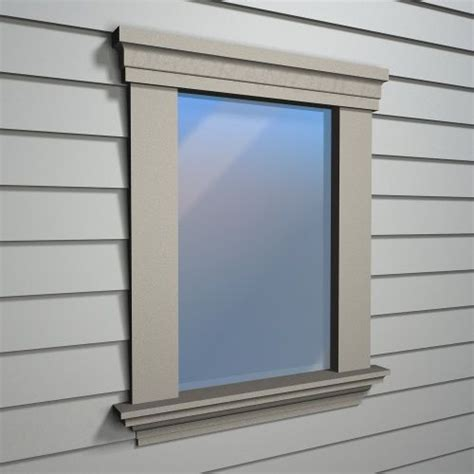 Exterior Vinyl Window Sill by Exterior Window Trim Search For The Home