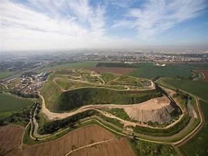 Massive landfill dump transforming into central park ...