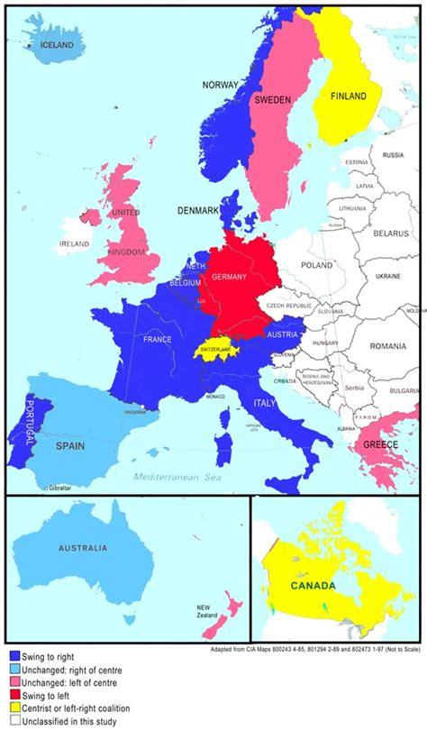 interpreting election results  western democracies