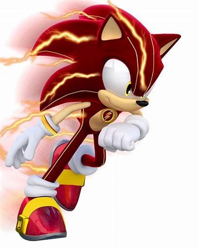 Sonic Flash Deviantart Hedgehog