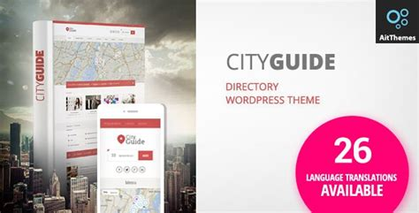 city guide  listing directory