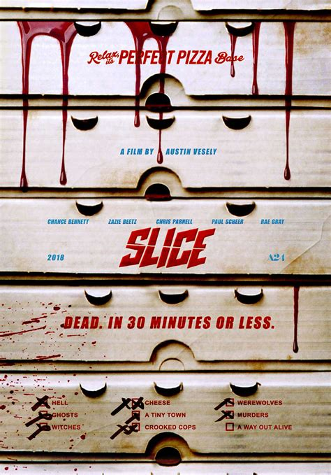 paul scheer slice slice trailer chance the rapper stars in a pizza