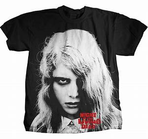 Night of the Living Dead Karen Cooper T-Shirt
