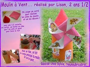 Moulin A Vent Enfant : bricolages moulins a fabriquer soi meme et ils tournent ~ Melissatoandfro.com Idées de Décoration