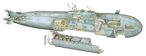 Diagram Of Kilo Sub by Kursk Nuclear Submarine Pinteres