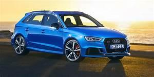 Audi Rs3 Sportback : 2018 audi rs3 sportback pricing and specs photos ~ Nature-et-papiers.com Idées de Décoration