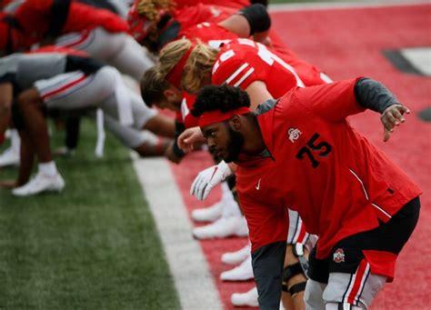 Ohio State football pregame update: Justin Hilliard ...