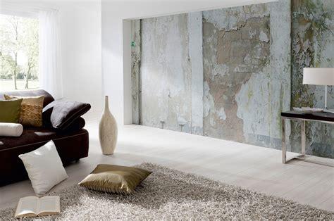 tapeten beton design gestaltungstrends 2015 auf bau heimtextil und domotex