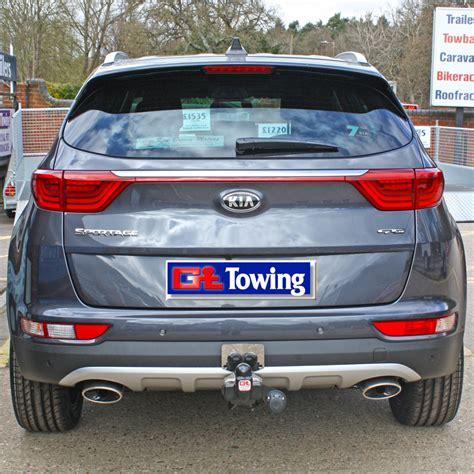 Kia Sportage Towing by Kia Sportage Towbars