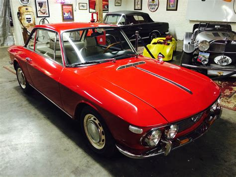 1965 Lancia Fulvia Rally 1.3 Coupe 16,075 Miles