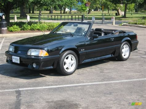 1992 ford mustang for 1992 ford mustang convertible iii pictures information