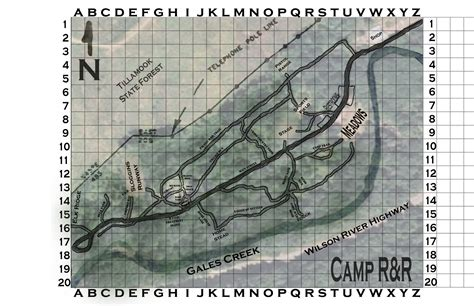 airsoft field map