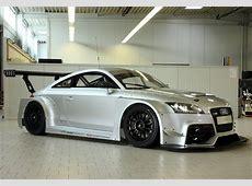 Audi TT RS DTM Picture 43733