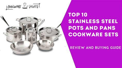 stainless steel cookware sets  review  buying guide cookware stuffs