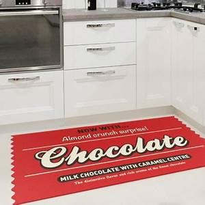 Tapis De Cuisine : tapis de cuisine chocolate cadeau maestro ~ Teatrodelosmanantiales.com Idées de Décoration