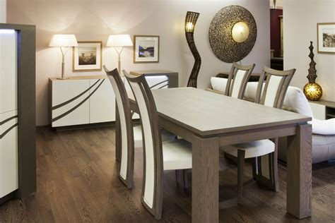 magasin cuisine ouvert dimanche meubles de salle à manger style contemporain moyenne