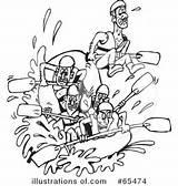 Rafting Clipart Illustration Designs Royalty Holmes Dennis Rf Sample Illustrationsof sketch template
