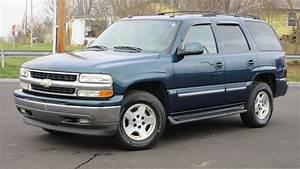 2005 Chevy Tahoe Bermuda Blue Lt 4x4
