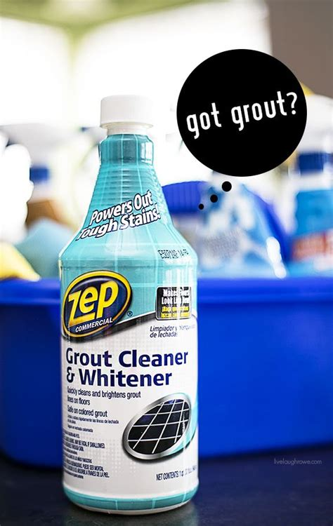 Zep Tile And Grout Cleaner Ingredients by The 25 Best Grout Whitener Ideas On Tile