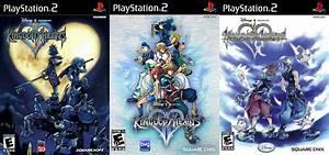 Kingdom Hearts Ps2 Memory Card Saves Ii Re Chain Of