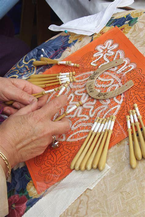 lace making group  mula murcia espaaa