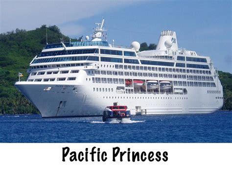 Pacific Princess Information | Princess Cruises | Cruisemates