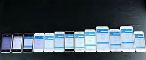 Comparatif Iphone 6 Et Se : iphone un comparatif de vitesse de tous les mod les depuis 2007 vid o ~ Medecine-chirurgie-esthetiques.com Avis de Voitures