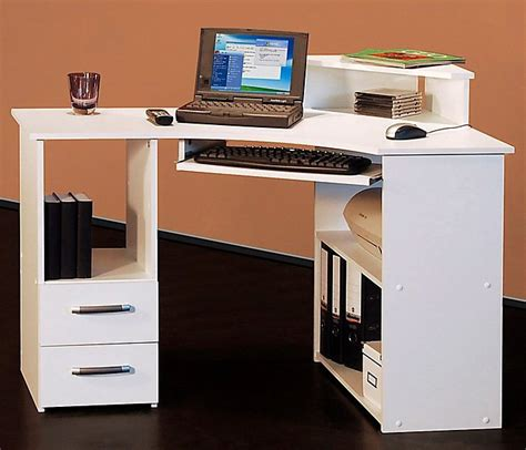 schreibtisch mit tastaturauszug schreibtisch 187 4505 02 171 mit tastaturauszug und 3 f 228 chern kaufen otto