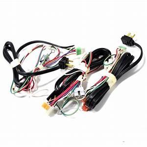 Kenmore 106 56986601 Refrigerator Power Plug Wire Harness