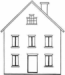 Drawing a House 1 | ClipArt ETC