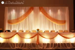 inexpensive table linen rentals wedding decorations montreal centerpieces