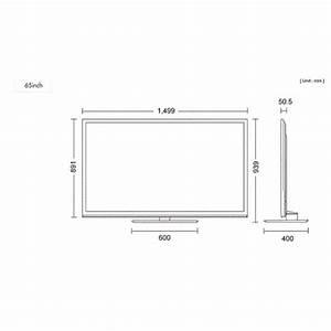 Dimension Tv 65 Pouces : 65 inch tv dimensions google search house ideas ~ Melissatoandfro.com Idées de Décoration