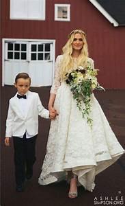 Ashlee simpson and evan ross39 wedding arabia weddings for Ross wedding dresses