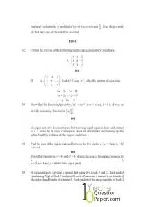 Cbse Class 12 Mathematics Question Paper 2012 Pdf