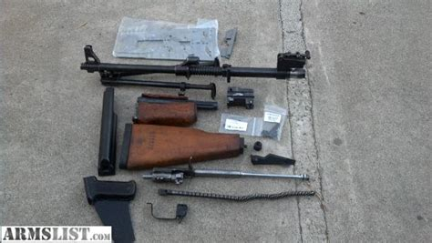 Manufactured in russia at the molot plant. ARMSLIST - For Sale/Trade: Yugo RPK parts kit