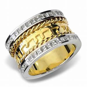 gold wedding rings jewish wedding rings with gold and With jewish wedding rings