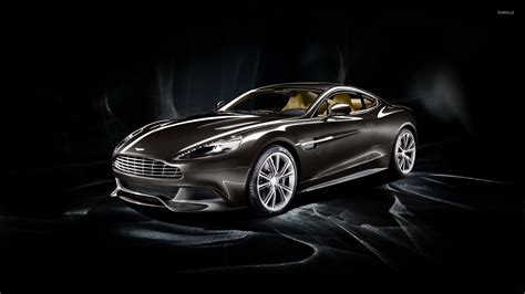 Aston Martin Vanquish [6] Wallpaper