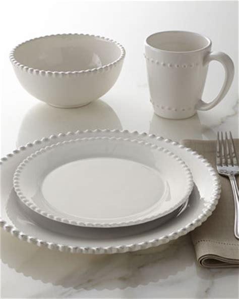 best white dishes 16 beaded edge dinnerware 1639