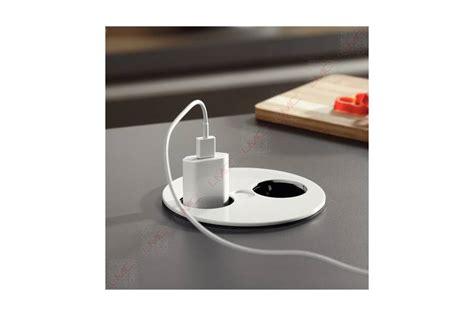 prise electrique encastrable cuisine bloc prises twist encastrable plan de travail accessoires