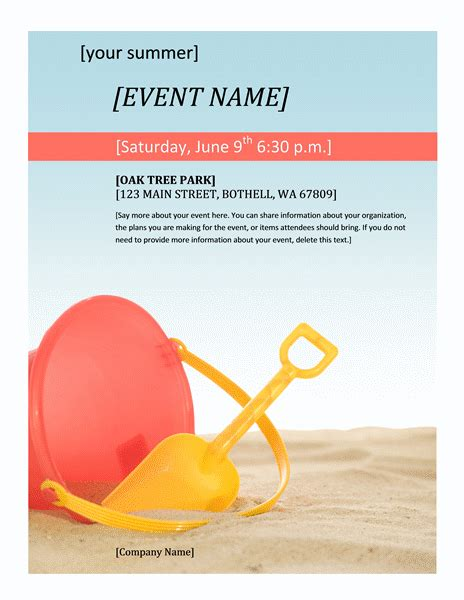 Free Event Flyer Templates by 20 Free Event Flyer Templates For Range Of Events Demplates