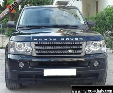 land rover occasion annonces land rover voiture occasion land rover maroc sur maroc achats