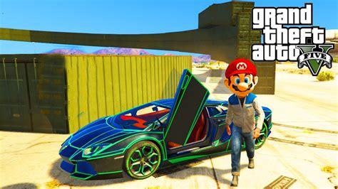 Best Gta 5 Mods Gta 5 Pc Mods Best Car Mods Wall Ride Stunts Gta 5