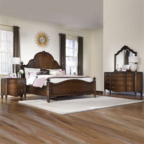 Mansion Bedroom Furniture by American Drew Mcclintock Couture Mansion Bedroom Set